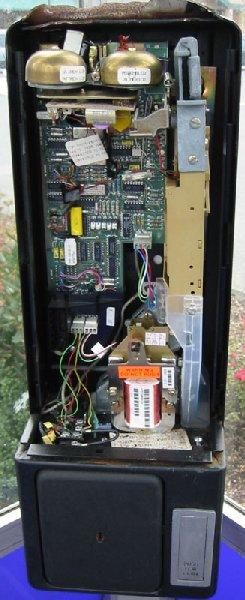 (a broken pay phone)